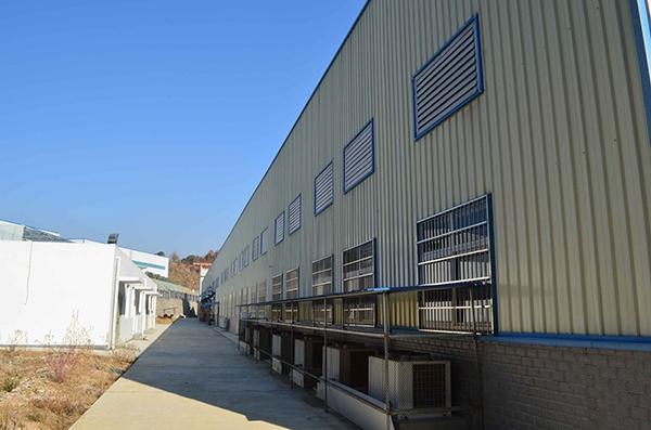 罗田九州通厂房