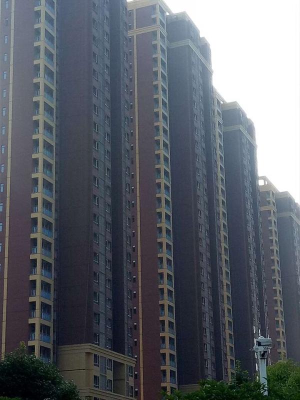 武汉东西湖兴达三期(在建)