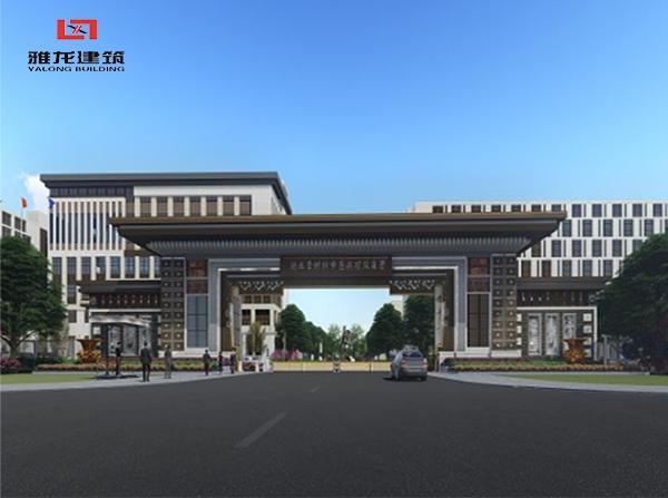 武汉龙族百年产业园
